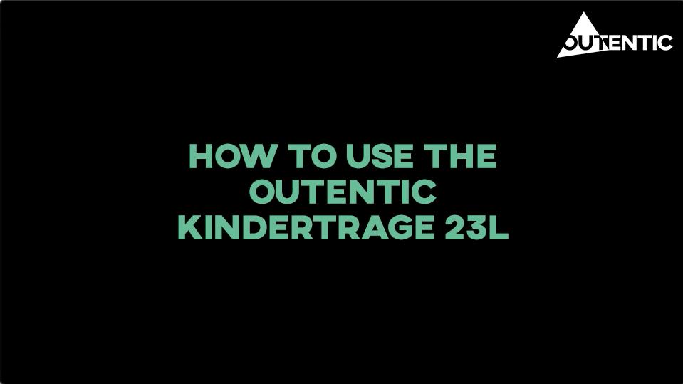 KINDERTRAGE 23L
