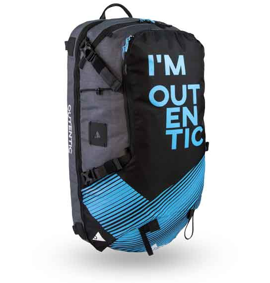 PACK 23L blue/i'm outentic