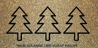 Persönliche gratis Lieferung pünktlich zu Weihnachten (max. 50km Umkreis von München)